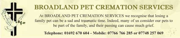 PET & EQUINE CREMATION