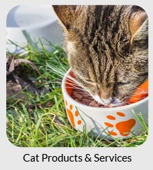 Cat product and services