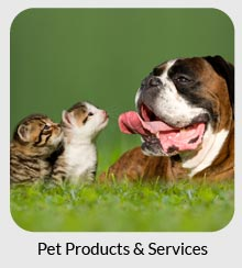 pet products services