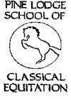 Pine Lodge School of Classical Equitation